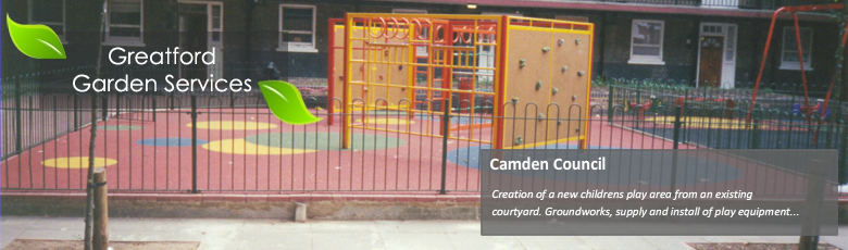 Camden Council, Childrens Play Area
