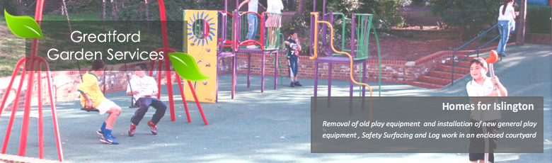 Homes For Islington, Childrens Play Area